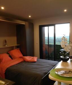 Magnifique studio neuf à Annecy - Appartement