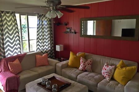 Charming, quiet, private room