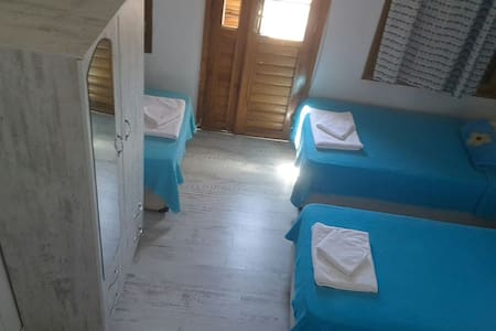 Quadruple Room Private Bathroom - Ayvalık