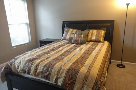 Beautiful Private Bedroom in Duluth- GA Area - Duluth