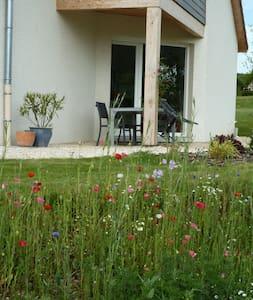 Maison récente, près des champs - Tarcenay - Haus