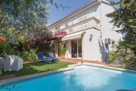 WELL LOCATED WITH BREAKFAST AND POO - Palma de Mallorca - Bed & Breakfast
