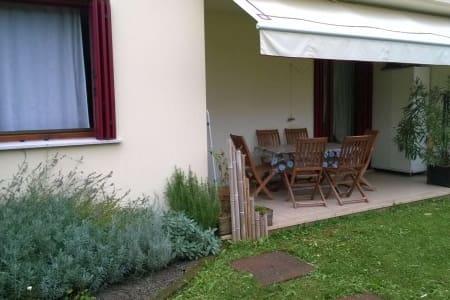 Mini appartamento con giardino - Nervesa della Battaglia - Wohnung