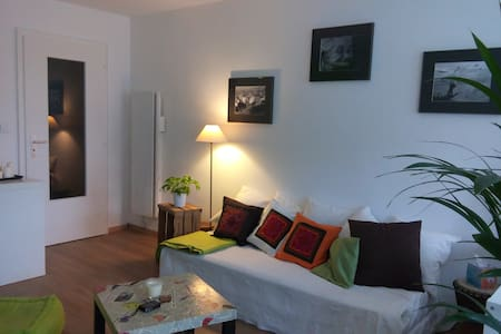 Cosy studio 37m² à Strasbourg - avec parking- - Strasbourg - Bed & Breakfast