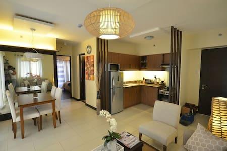 2BR HOTEL/RESORT-LIKE AMBIANCE CONDO - Muntinlupa - Apartemen