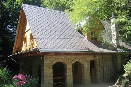 Mountain cottage Belko, Hrádek - Hrádek - Zomerhuis/Cottage