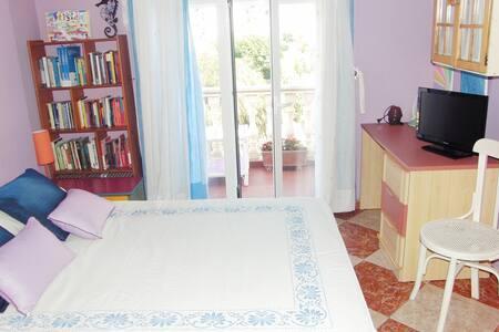 Habitación doble en playa de Oliva - Oliva