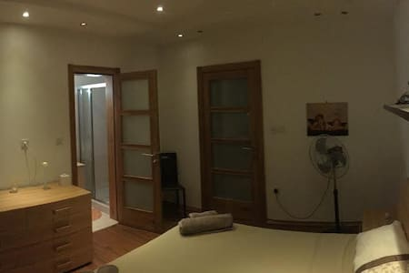 Double Room  Self-catering(ensuite) - Wohnung