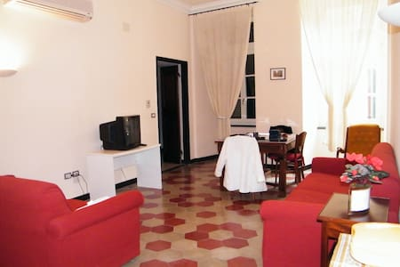 Appartamenti in palazzo d'epoca - Varese Ligure - Apartmen