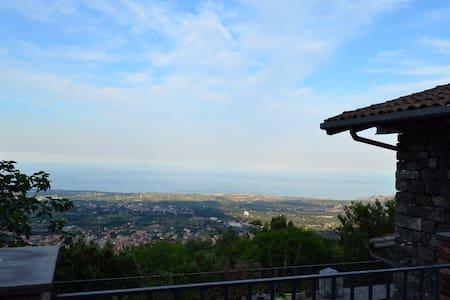villa sul bosco - Villa