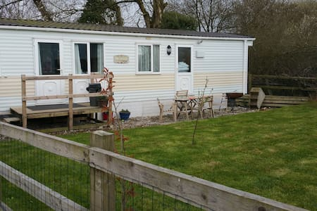 mobile home type cosalt monaco 38ft - Cabin