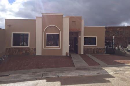 Casa completa para disfrutar. - Nogales