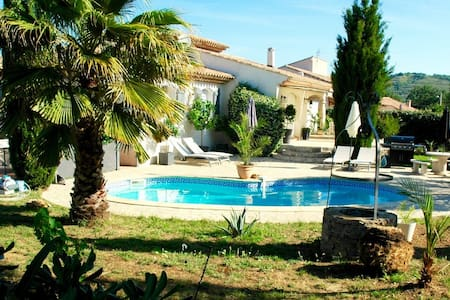 House - 25 km from the beach - Pouzolles