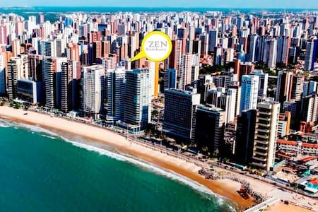 Lindo AP- Na Bela Praia Iracema- Fortaleza-CE - Apartemen