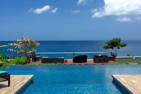 Beautiful and Elegant 6 bdrm Ocean Front House - Aguadilla - Casa