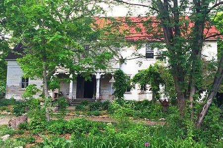 Tweefontein Herb Farm Paradise II - House