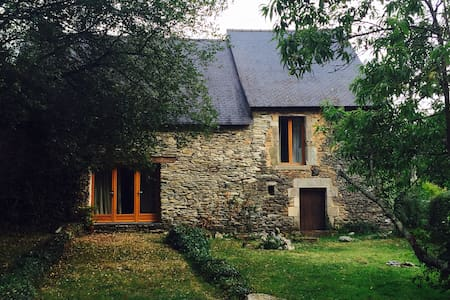 La Coudraie, Guillac, Brittany, France. - Guillac - Huis