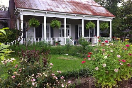 Sunrise Room at Serenity Cottage - Slaughter - Casa