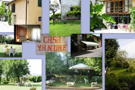casayandre is a beautiful house - Bardolino