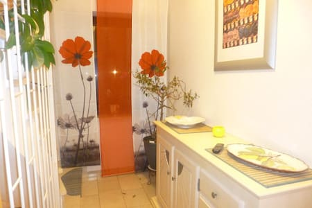 Peace and quiet close to town in small apartment - Apartamento