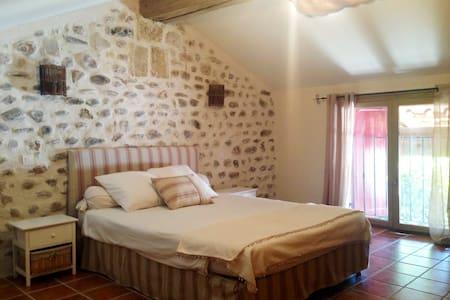 Dépendance en villa avec piscine - Cardet - Rumah