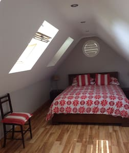Bright comfortable room in cottage