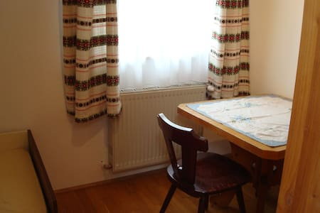 Einzelséparée in großer Wohnung - Apartament