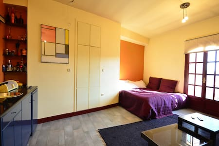 Studio in Arachova center | 20mins from Delphi - Apartment