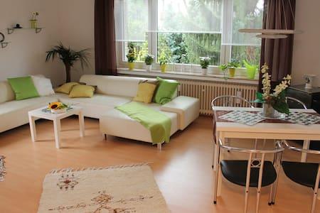 zentrale, aber ruhige Ferienwohnung - Apartment
