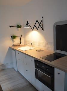 appartement cosy vue port et mer - Apartament