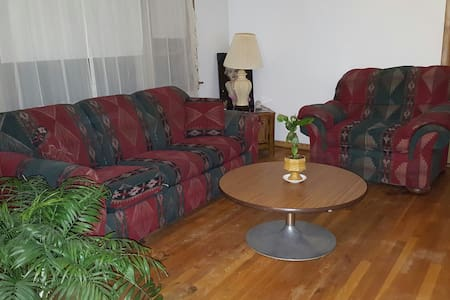 Cozy 2 BD Free parking Mall near by - Chicago - Apartment