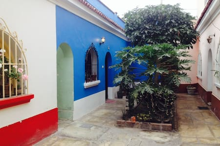 Nice little house in Barranco //