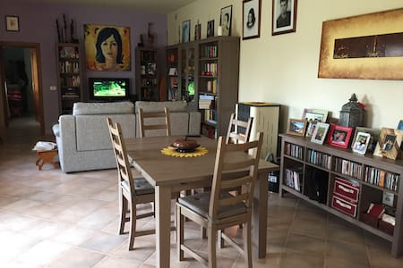 Casetta immersa nella campagna toscana - Empoli - Lägenhet
