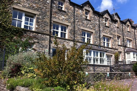 Double bedroom sharing in s/c aptmt - Sedbergh - Apartment