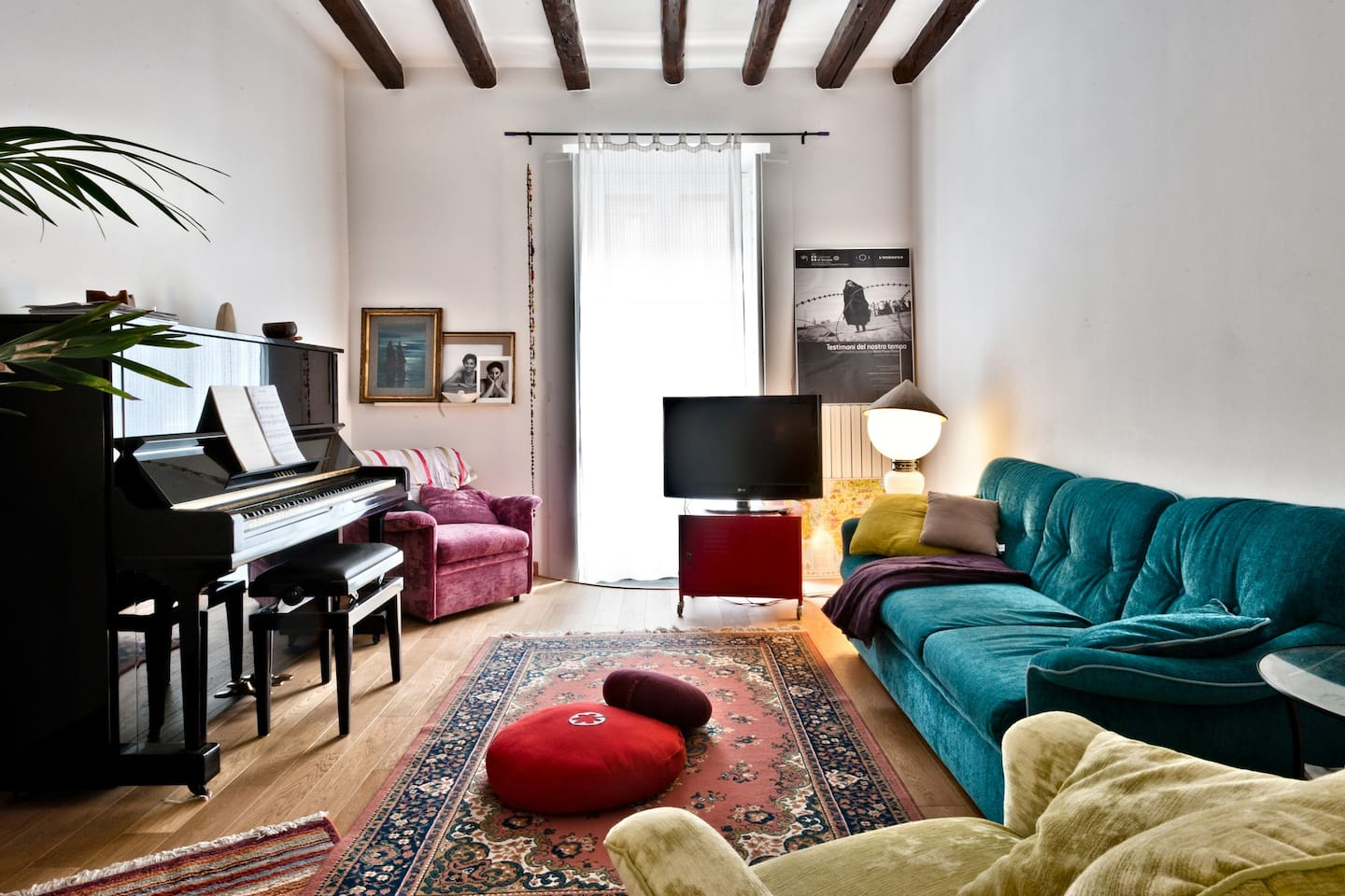 Charming Apt in the heart of Milan