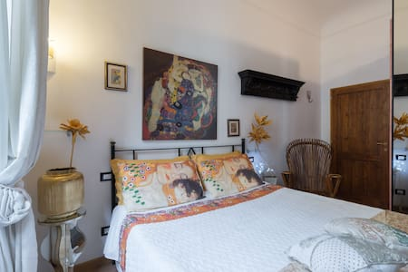 Central lovely private doubleroom - Florenz
