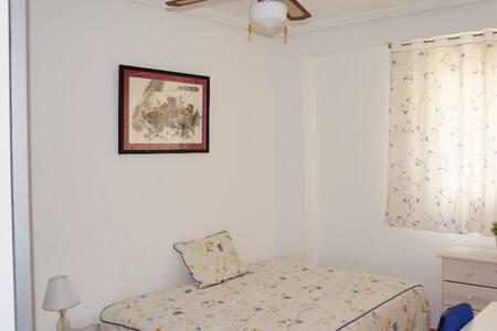 Habitación en piso compartido 2