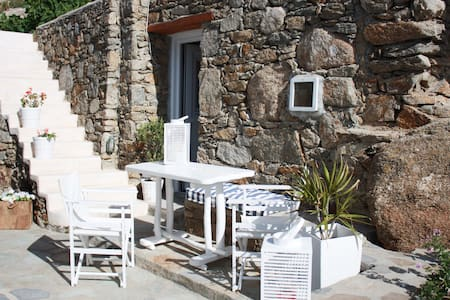 Mykonos-centre, walking distance
