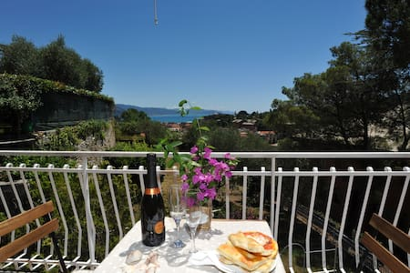 Sea and nature, an Italian dream!!! - Santa Margherita Ligure - Apartemen