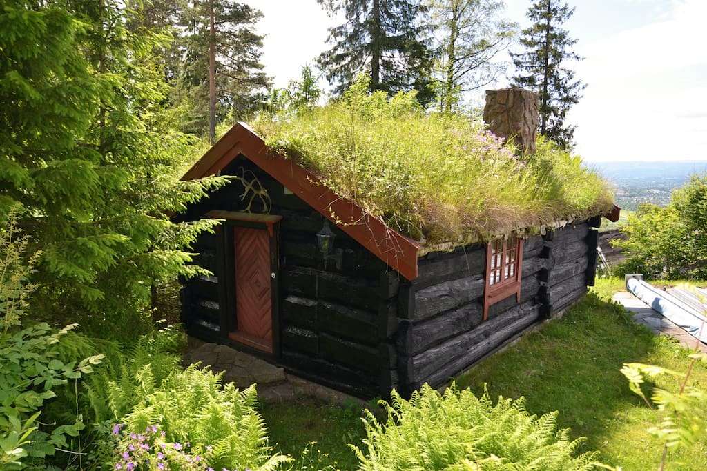Charming Small House Holmenkollen Cabins For Rent In Oslo