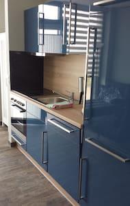 Ferienwohnung am Badestrand - Lägenhet