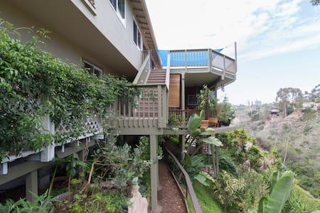 Zen House-Canyon 2 - San Diego - Maison