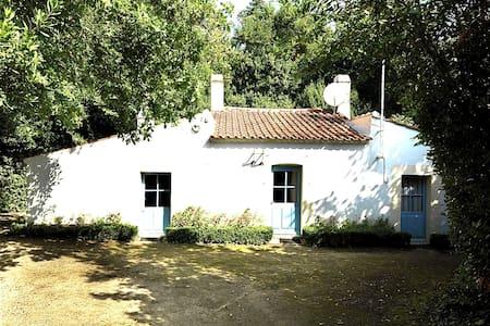 Maison traditionelle vendéenne - Hus