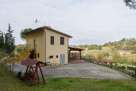 COSTAREGOLI AGRITURISMO - Asciano - Apartemen