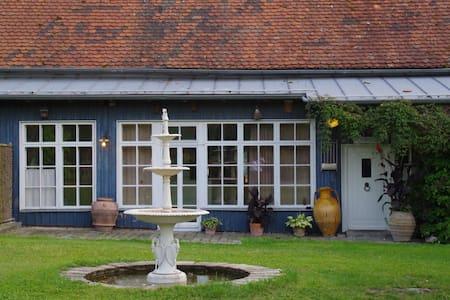 Historischer Posthof gleich bei Regensburg - Wenzenbach - Rumah Tamu