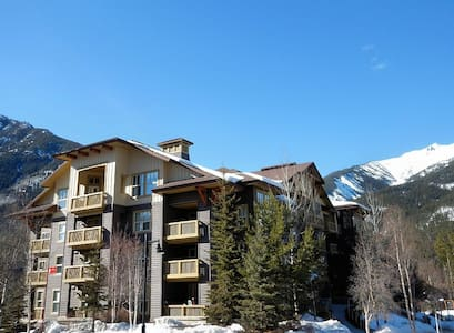 Slopeside Condo For 4 People At 1000 Peaks Summit - Panorama - Condominio