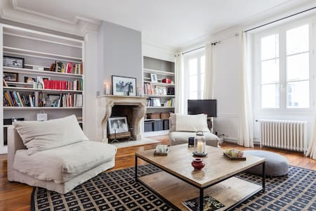 Lovely appartement in Paris - Parijs - Appartement