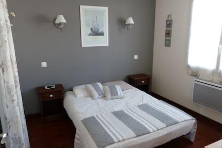 Chb & sdb tt confort Lasseube - Huis