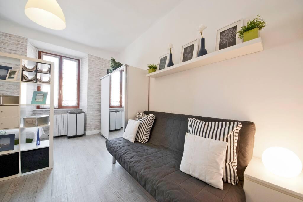 Typical Milan @Design-Cozy-Bright