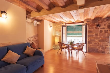 Central and full of history - Girona - Apartment